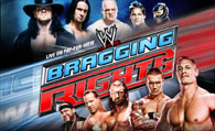 WWE Bragging Rights Results - October 25, 2009