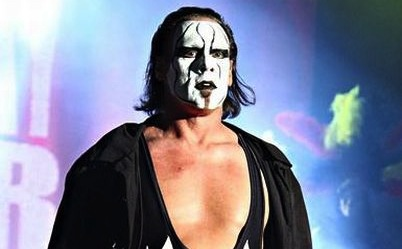 Sting In WWE