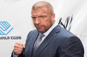 Triple H Teases NXT Takeover