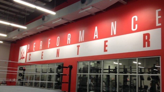 The Rock's Daughter Begins Training At The Performance Center