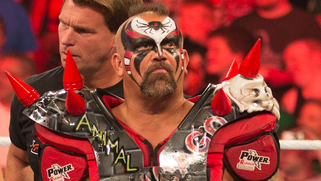 WWE Responds To The Passing Of Road Warrior Animal