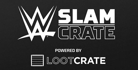 "WWE ""Legendary"" Slam Crate Unboxing (Photos)"