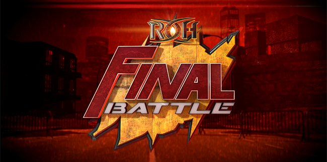 Ring of Honor Announces Location And On-Sale Date For Final Battle