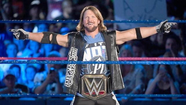 AJ Styles Makes His Pick Of The Week, Joseph Conners & Ashton Smith Comment On Their WWE UK Tourney Chances (Video)