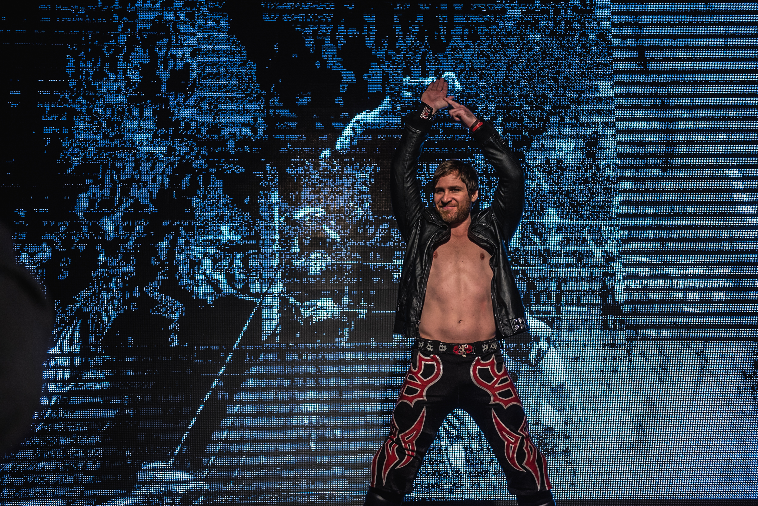 Exclusive: Ring of Honor Wrestling Previews Chris Sabin vs Punishment Martinez At Death Before Dishonor