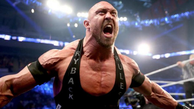 Ryback Tells Triple H & Vince McMahon to Let the Ryback Trademark Expire