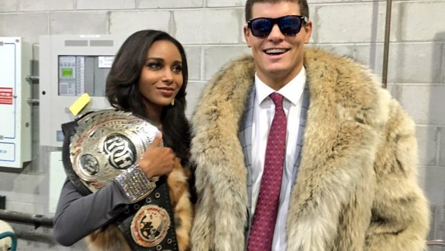 Cody Rhodes Talks To JR About 'All In' Sellout On Latest Ross Report (Audio)