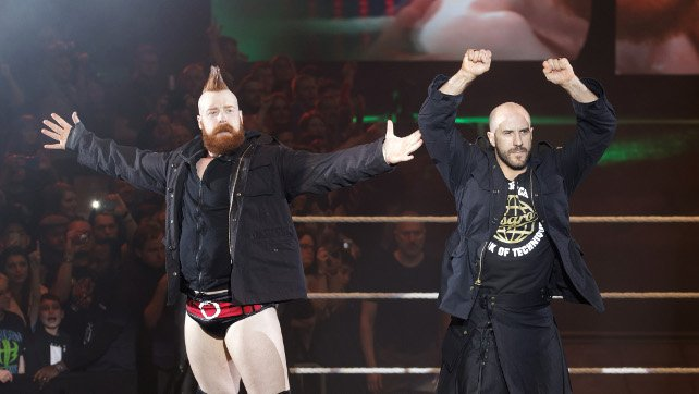 A Forgotten Gem: Sheamus vs Cesaro (WWE Payback 2014)