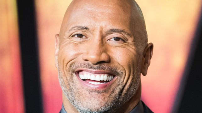 The Rock President 2021