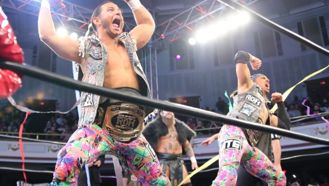 The Young Bucks Named 2018 Apter Chat Tag Team Of The Year
