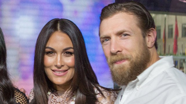 Brie Bella And Daniel Bryan Welcome Baby Boy