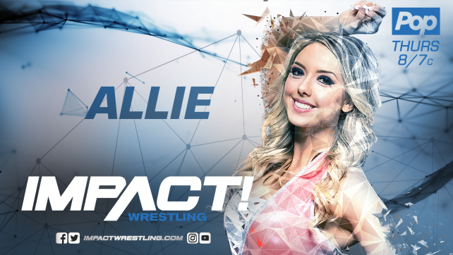 Impact's Allie Gets Back To Basics, Progress Wrestling Invites You To Listen To NXT UK Star's Theme Song