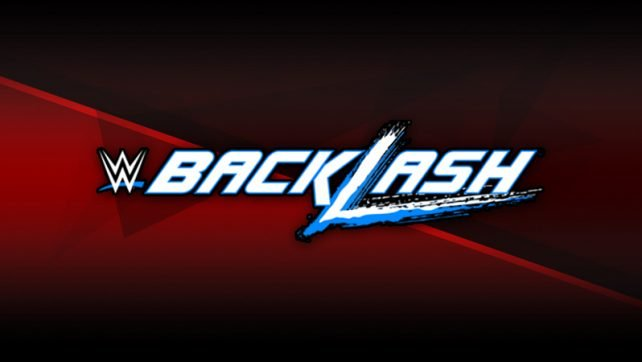 WWE Backlash Results