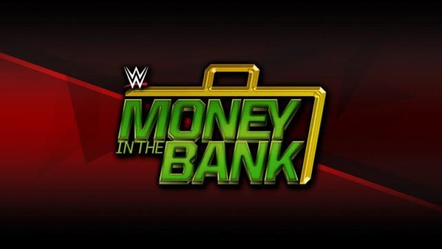 WWE Money In The Bank - RAW MITB
