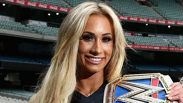 Carmella Meets W/ Child From Kids Wish Network (PHOTOS); Titus O'Neil Comes Through For Children Of Tampa (PHOTOS)