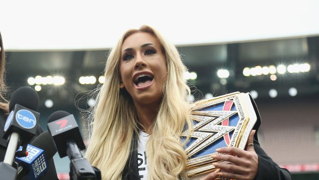 New Stipulation Added To Women's Title Match At Extreme Rules, Samoa Joe Attacks Tye Dillinger Before Smackdown