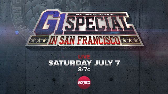WrestleZone To Provide Live, On-Site Coverage & Post-Match Interviews From NJPW's G-1 Special In San Francisco
