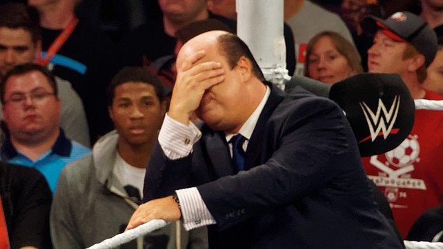 WWE Gets Passive Aggressive With Their Birthday Wishes To Paul Heyman (Video)