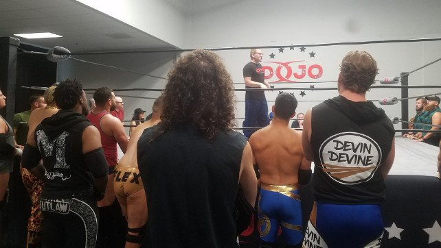 Reflections From The ROH Dojo's Opening Weekend (Photos)