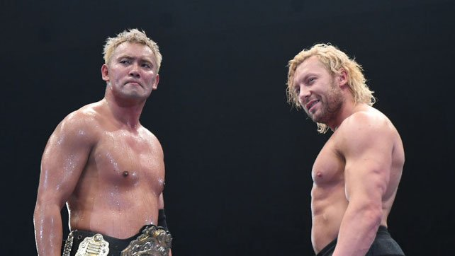 Kenny Omega's 5 best moments