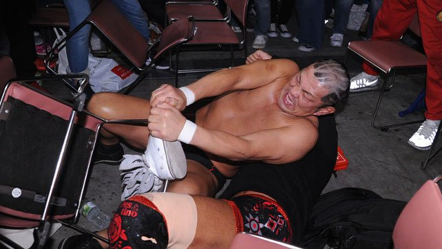 25 Years Ago, Minoru Suzuki Founded and Fought In Pancrase