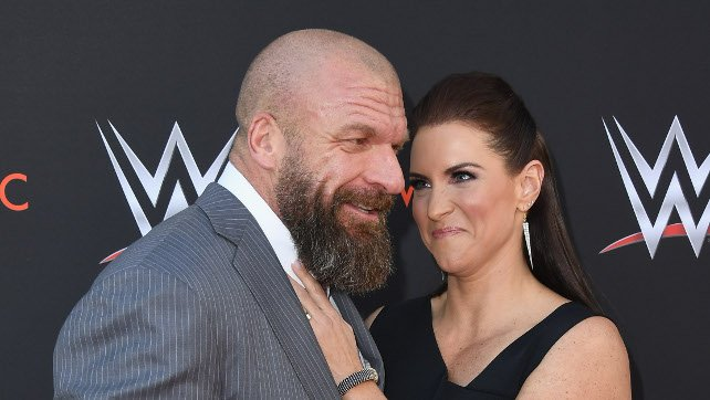 Triple H And Stephanie McMahon On Roman Reigns' Courageous Announcement, Girl Up Partnership, The Women's Evolution
