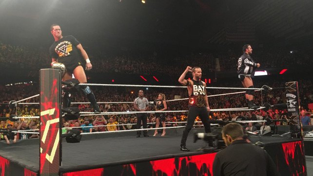 NXT Preview & Discussion Thread: Mustache Mountain v Undisputed Era, Aleister Black Addresses Ciampa Match, More