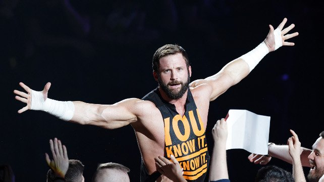 Zack Ryder Reacts To Getting Booed, How Old Is Curtis Axel Today?