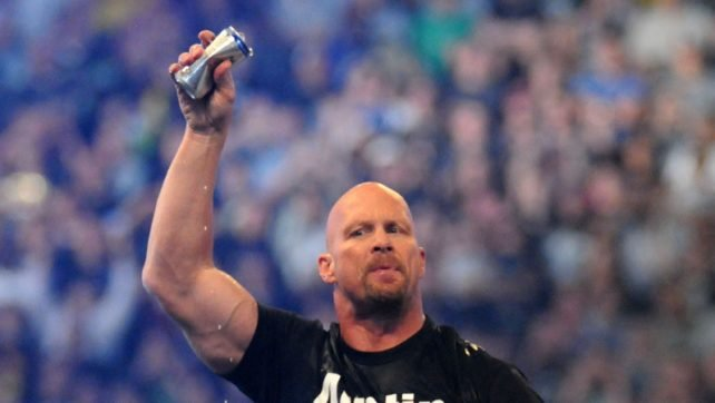 Steve Austin: If I Had Another WWE Match It'd Be Against Brock or Elias