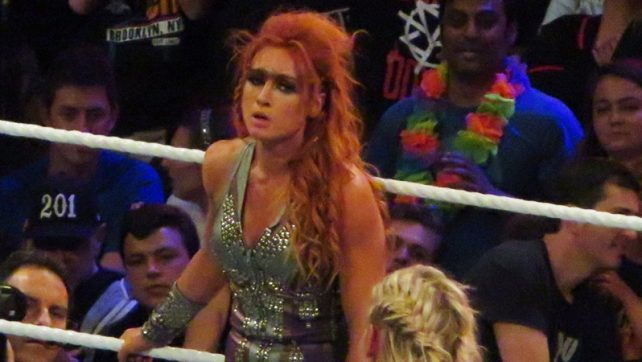 Becky Lynch Wrestling While Injured?, New Entrants in ROH's Survival Of The Fittest Tournament