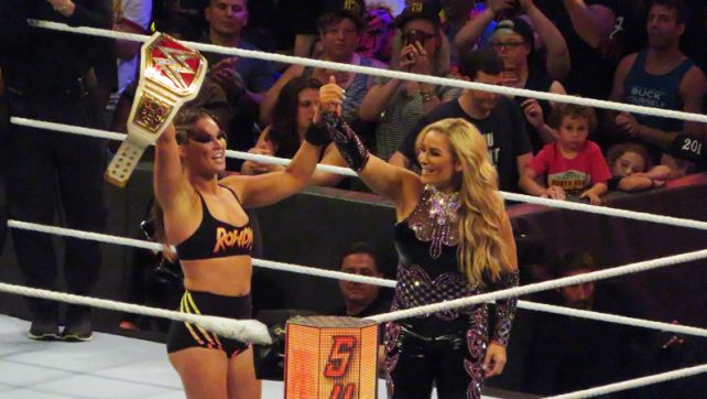 Ronda Rousey Gets Props From The Hitman For Hart Attack & Ronda Talks On The Moment