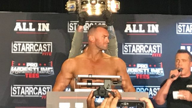 Nick Aldis Talks WWE, All In, NWA 70, & Whether There Will Be A Rematch W/ Cody Rhodes