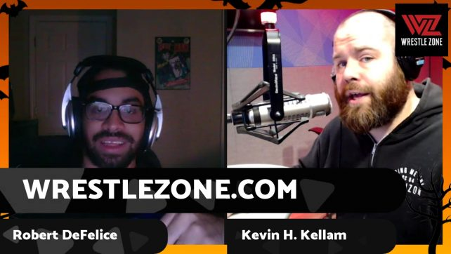 WZ Daily LIVE Today @ 5PM CST With Special Guest Matt Knicks From Freelance Wrestling