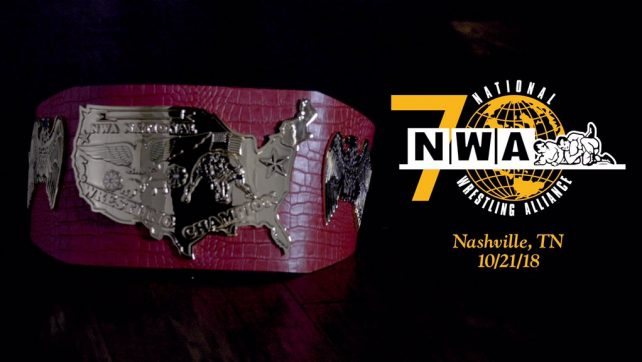 NWA 70 Match To Be Shown On Ring Warriors TV This Saturday, PAC Returning Home In January