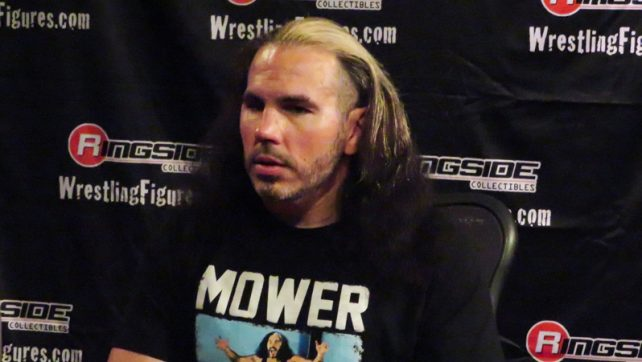 Matt Hardy Talks Addiction, The Marginalization Of His Team W/ Bray Wyatt, & Whether Or Not He Is Actually Retired