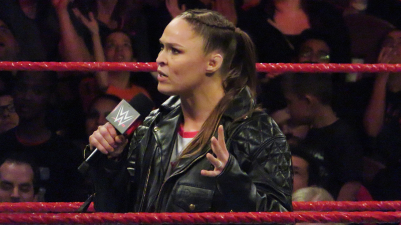 A Questionable Ronda Rousey Promo, Saudi Arabia Distract From SmackDown 1000 As WWE Evolution Looms