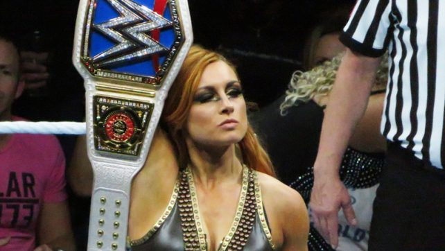 Becky Lynch Submitting Ronda Rousey At Survivor Series Would Make A New Star