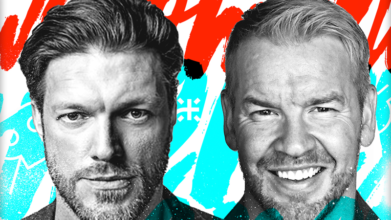 """Edge And Christian """"E&C's Pod of Awesomeness"""" Returns On Westwood One Podcast Network"""