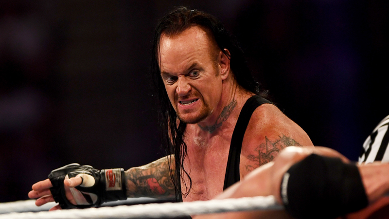 The Undertaker Returned At Super Showdown To Set Up WrestleMania 36