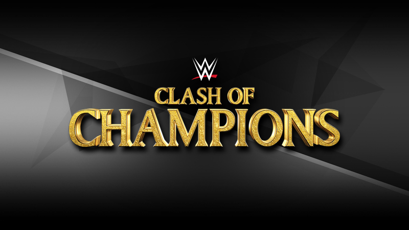 WWE Clash of Champions Live Results