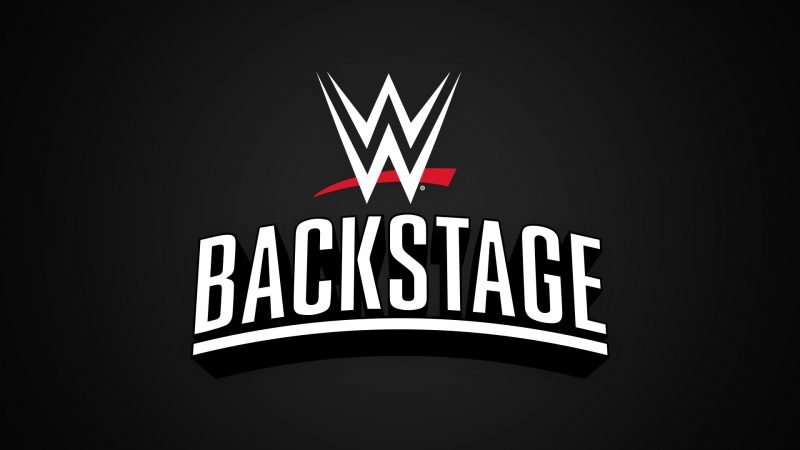 WWE Backstage