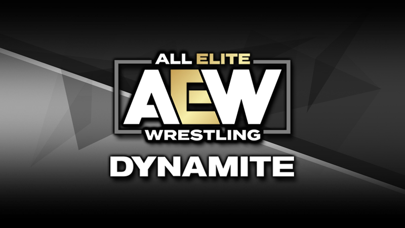 AEW Dynamite Results Kevin Smith
