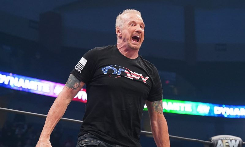 Diamond Dallas Page DDP AEW