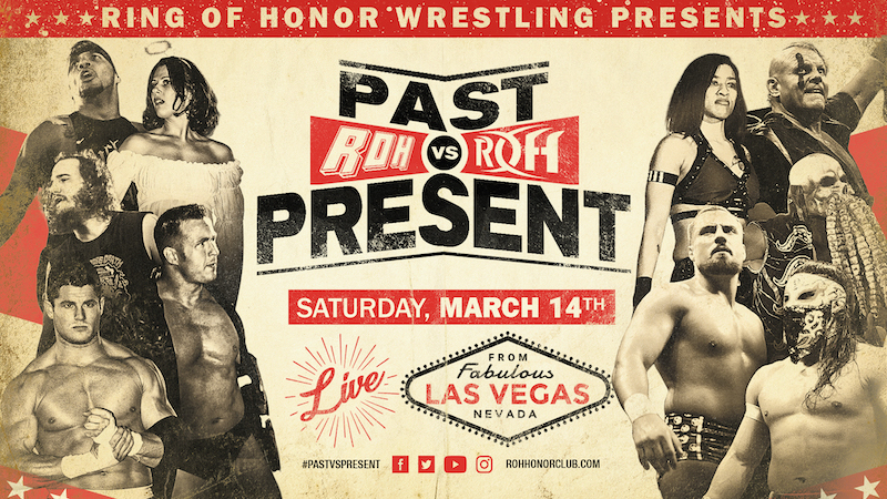 Ring of Honor Past vs. Present