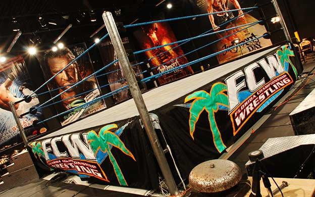 FCW Arena WWE Tampa