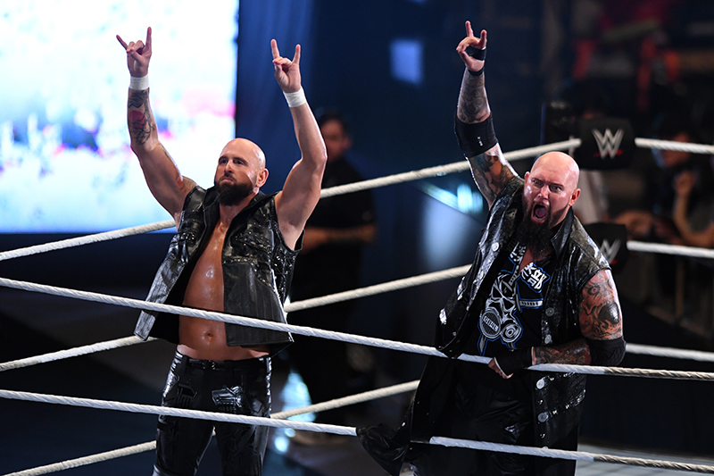Karl Anderson Luke Gallows