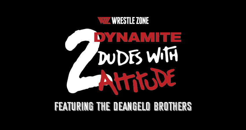 2 Dynamite Dudes With Attitude