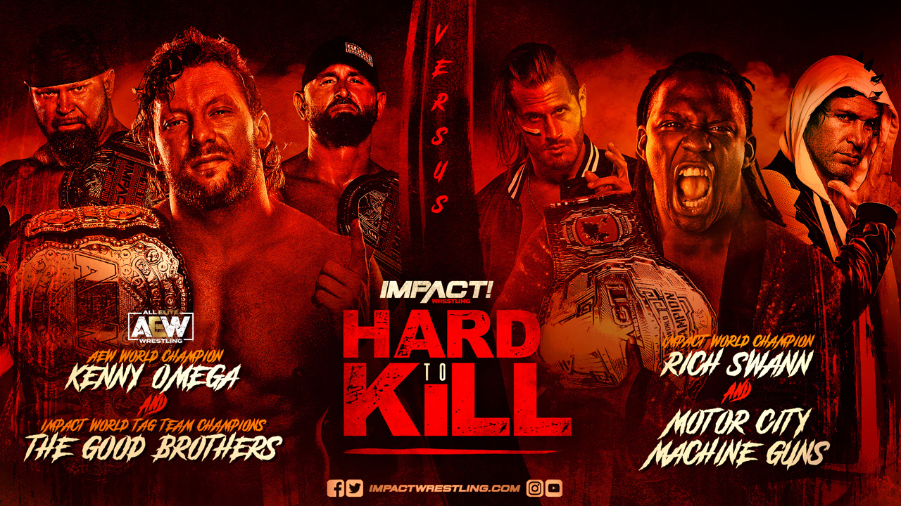 impact hard to kill main event