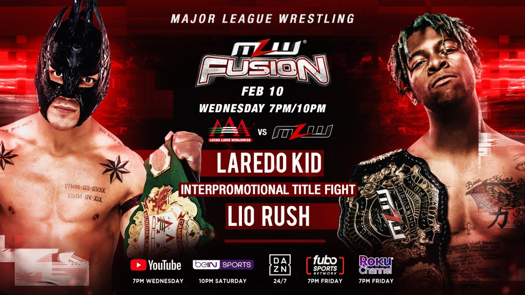 MLW/AAA title match