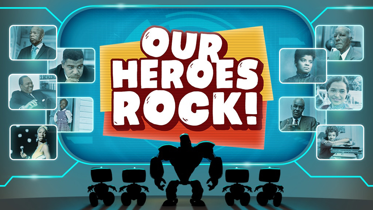 our heroes rock big e